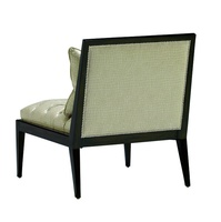 Greenwich Chair shown with:Bombay finishSilver nailhead frame trim