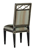 Ionia Side Chairshown with:Tight seat and backBombay finishGunmetal nailhead frame trim