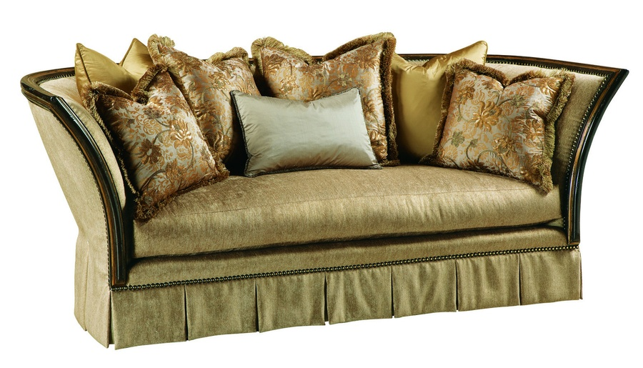 Perfect Iris Sofa Shown With: Boxed Bench Seat Box Pleated Deepu0026nbsp;skirt With  Dressmaker Back