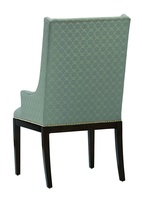 Laguna Beach Arm Chair shown with:Tight seat and backBombay finishMerengue nailhead frame trim