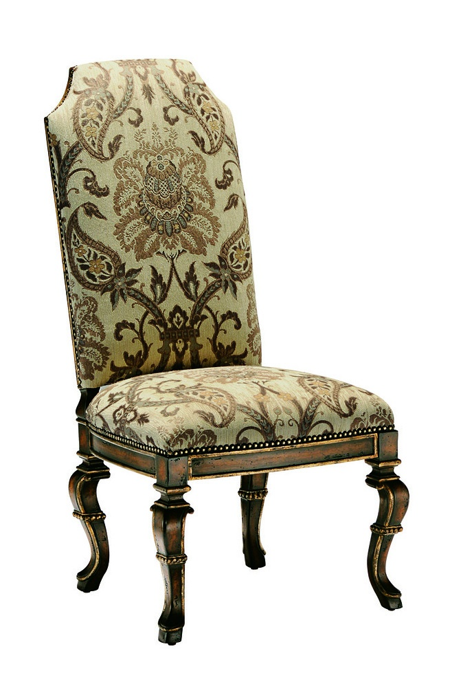 Seville Sideu0026nbsp;Chairu0026nbsp;shown With:Tight Seat Andu0026nbsp;backHeirloom  Brentwoodu0026nbsp;finish