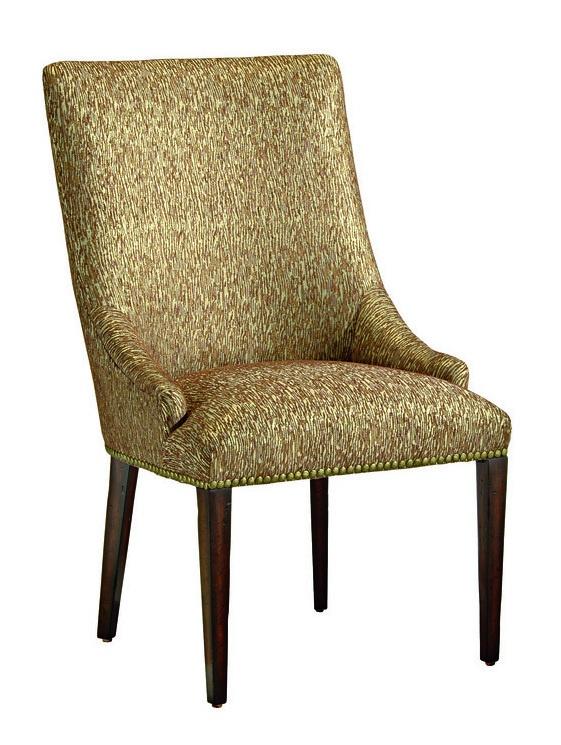 Venice BeachSide Chairshown with:Tight seat and backHavana finishSamurainailhead frame trim