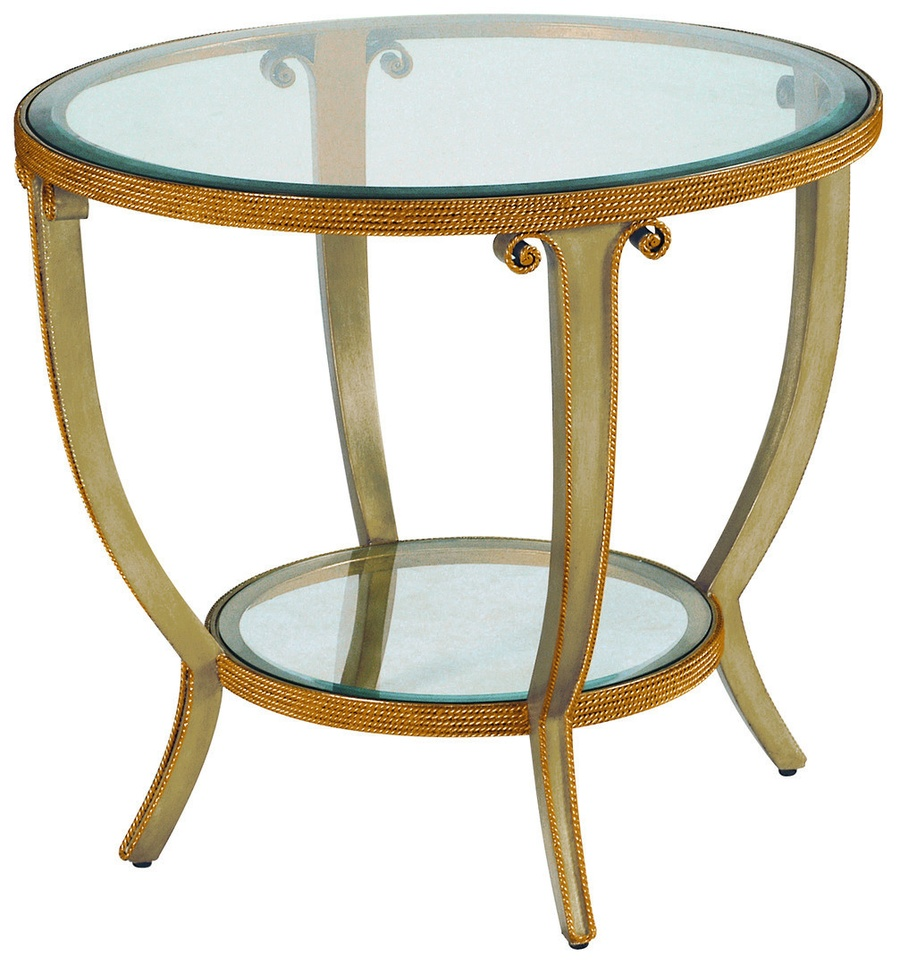 round oval bedside luxury in designers inlay artisans gold with furniture table lamp the side mahogany best world tables