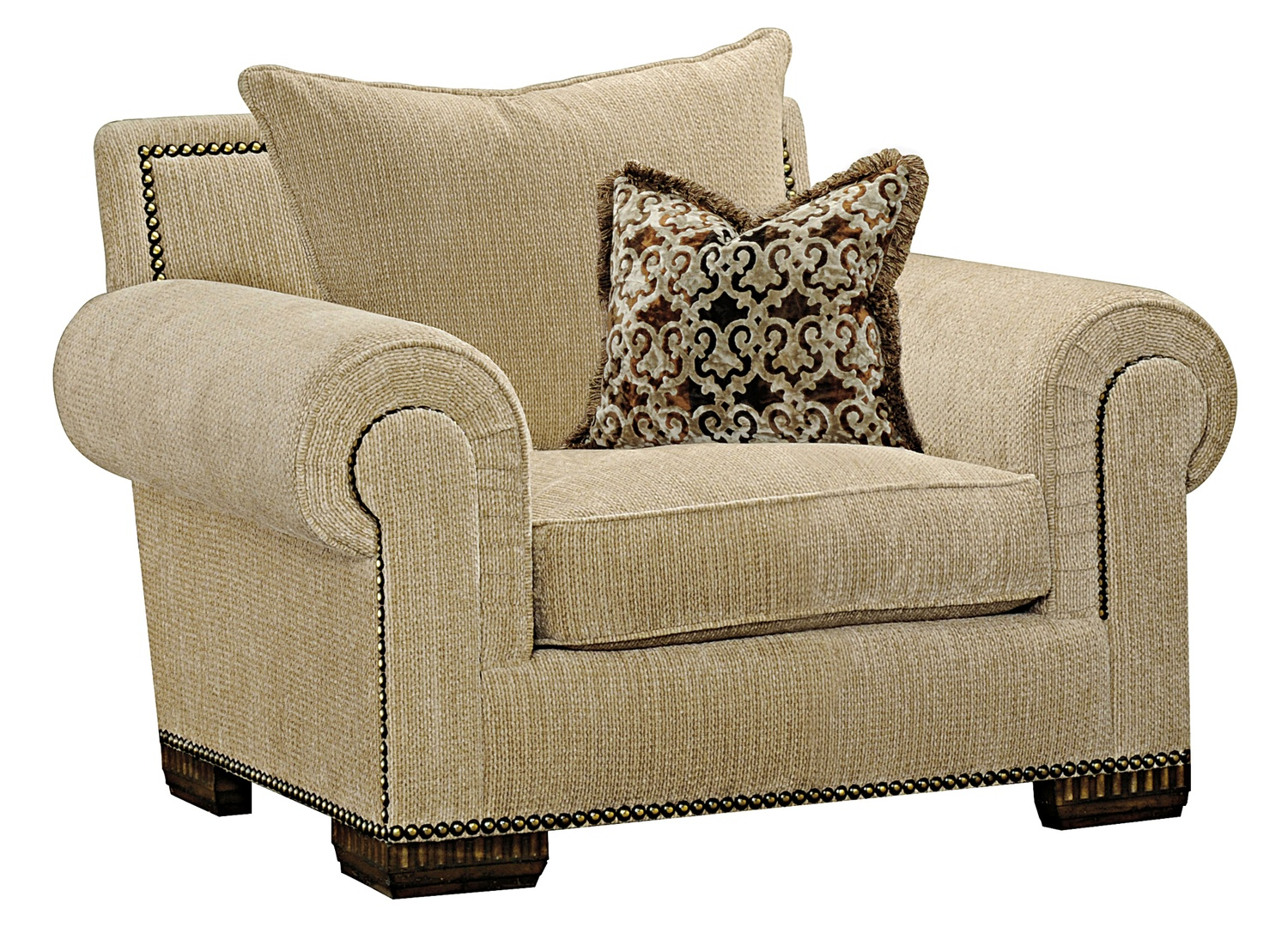 Bentley lounge chair marge carson for Carson chaise lounge