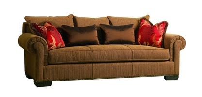 Mirage Round Sofa Marge Carson