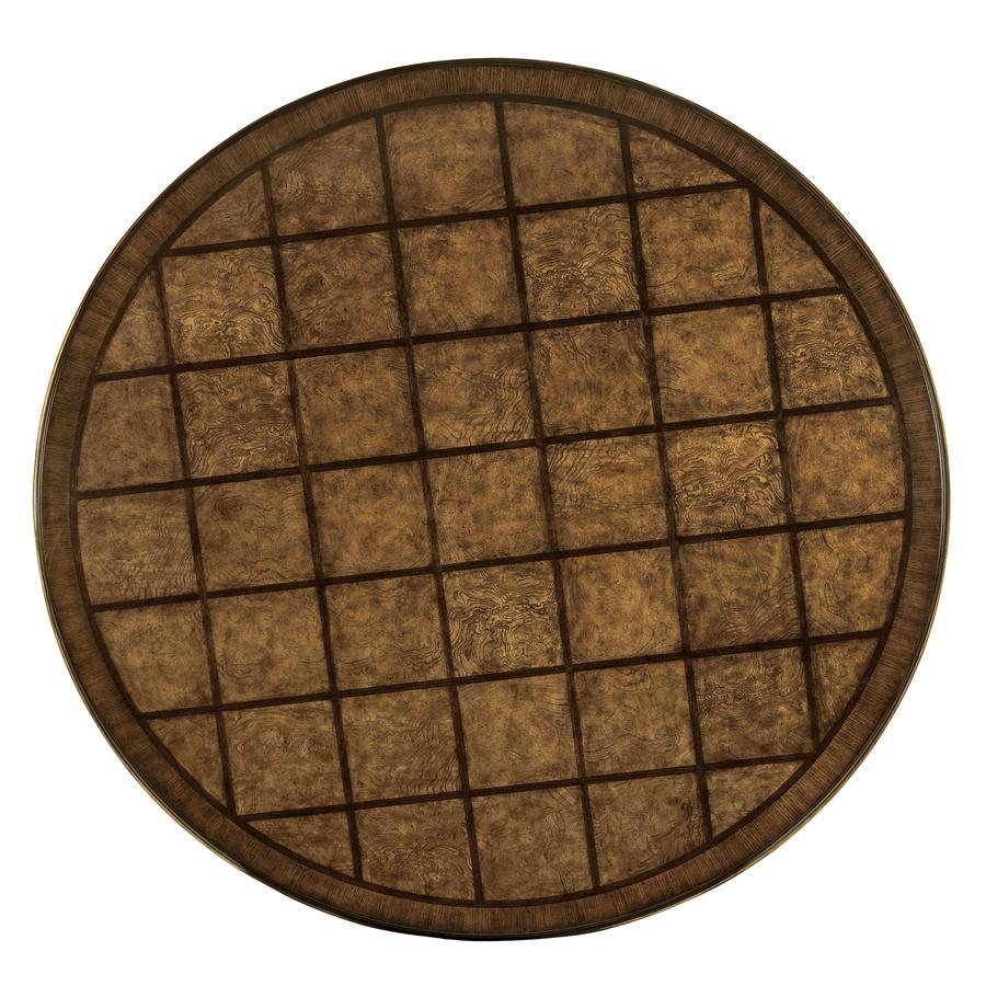 Wood Finish: AriaWood Finish Trim: Aged GoldMetalFinish:BronzeMetalFinish Trim: Aged Gold
