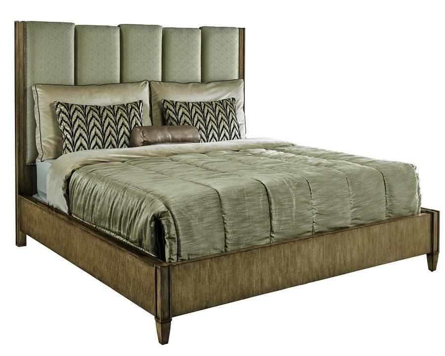 Harmony Panel Bed Carson