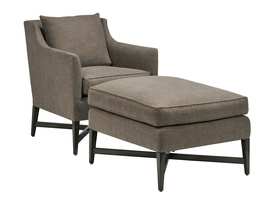 Shown with Stratus Ottoman