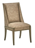 Wood Finish: TempoNailhead Frame Trim: Small Gunmetal