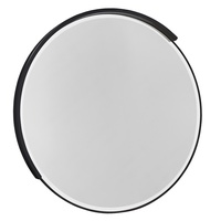 Eclipse Mirror shown with:Caviar finish