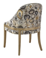 MaisonSide Chairshown with:Burnished Silverfinish