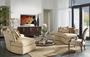 Memphis Sofa Living Room