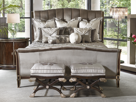 Shown on ION81 Ionia Sleigh Bed