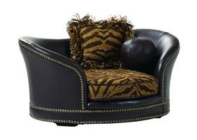 Murphy Pet Sofa shown with:Built-to-the-floor baseNailhead frame trim