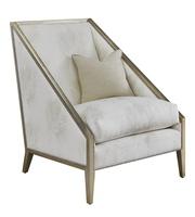 Ritz Chairshown with:Cashmere SilverfinishPewternailhead frame trim