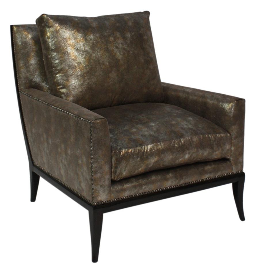 St Bart's Chairshown with:Boxed cushion seatBombayfinishGunmetalnailhead frame trim