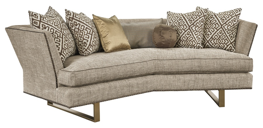 ... Seattle Sofa Shown With: Boxed Bench SeatBuilt To The Floor With Metal  ...