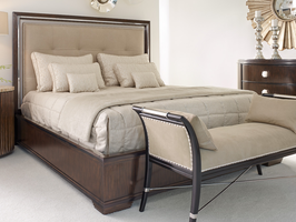 Shown on MLB11 Malibu Panel Bed