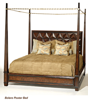 Bolero Poster Bed