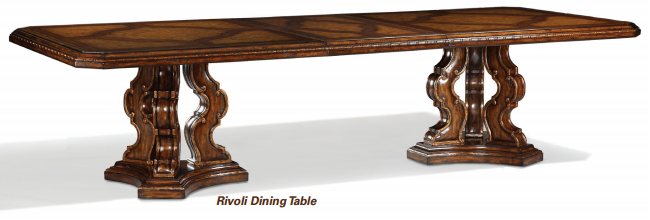Rivoli Dining Table